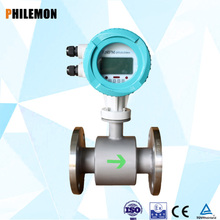 fuel electromagnetic flow meter for cars