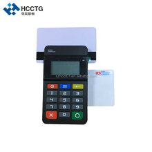 HTY711 EMV+PCI Bluetooth Mobile Payment Terminal With Magnetic card reader Mini Pos Machine