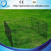 4-Panel Pet Playpen Crate Dog Cage Pen Exercise cage