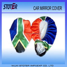 South Africa car mirror cover for any country