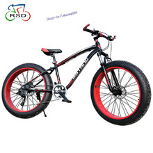 Most Popular big tyre bicycle fat bike beach bicycle/26 Inch fat tire bikes CE Approved/cheap snow bicycle for sale