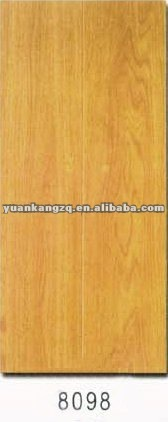 high quality chestnut color laminate floor