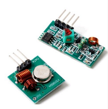 315Mhz Wireless RF Transmitter + Receiver Module