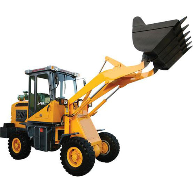 China Famous Brand HW-L38 loading machine engineering loader For sale in March