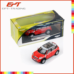 Hot selling die cast model car toy for sale 1/24 diecast model cars