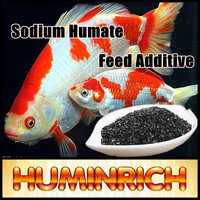 Huminrich Shenyang Organic 60% Humic Acid 100% Water Soluble Fish Feed