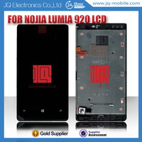 China original brand mobile phone lcd touch screen for Nokia Lumia n920 replacement