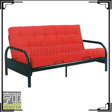 2017 famous modern design USA style metal sofa bed for sale living room