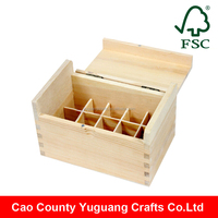 Wood Craft FSC Handmade Unfinished Essential