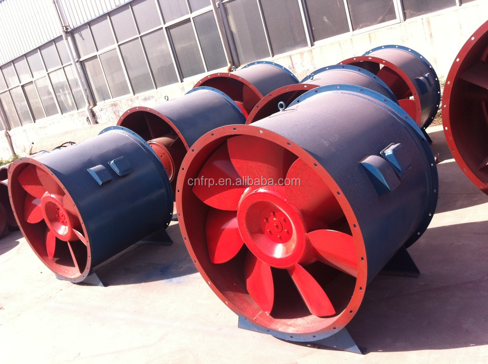 HFT fire exhaust blower