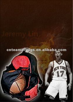 Hot selling school basketball backpack bag