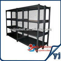 Warehouse Useful Steel Coil Storage Rack