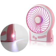 Good quality mini fan with battery,mini usb fan toy with battery