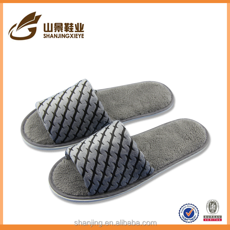 printed eva slippers old fashioned slippers leather slippers