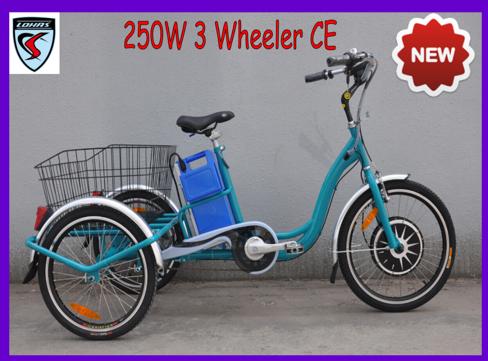 Slovenia ce automatic trike electric delivery trike made in lohas vehicle