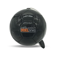 Metal PVC foam football training soccer ball,team sports