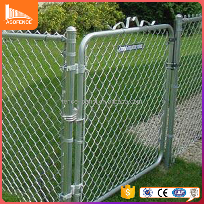 alibaba website supply farm used chain link fence for sale with factory price