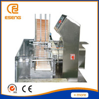 ES-ML101PB fully automatic wax pencils packing machine