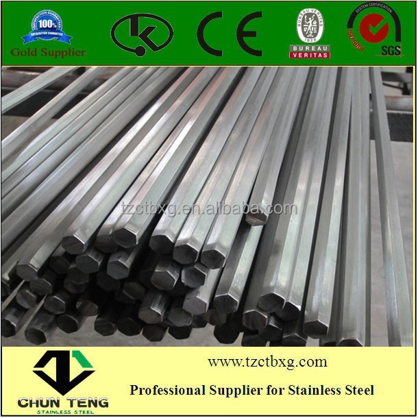 cheap construction stainless steel hexagon bar steel price