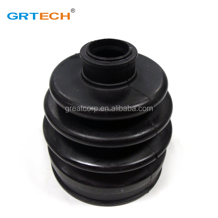 Wholesale high quality cv joint rubber boot for pride