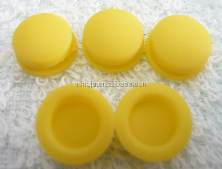 Cheap Wholesale custom rubber button cover made in China