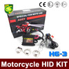 CARSEN Made in China Motorcycle accessories HID Xenon Light 12v 35w H6 H/L Dirt Bike Motorcycle Universal Vision Headlight