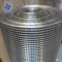 Factory price supply Hot Dipped Galvanized 3/4 inch Welded Wire Mesh