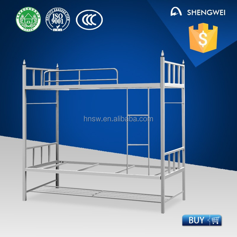high quality mini bunk bed second hand school furniture