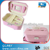 Small jewelry packaging box hardware for jewelry