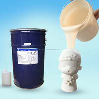 Polyester Resin Crafts Molding RTV Silicone Rubber