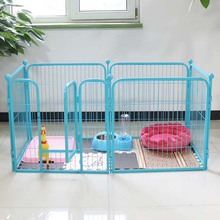 Manufacturer supply classic outdoor modular iron wire dog kennel
