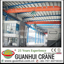 single girder bridge small construction crane
