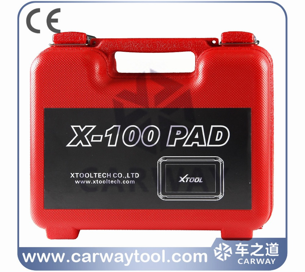 XTOOL X100 PAD smart car key programming tools for all cars for toyota