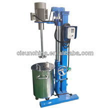 high speed manual lifting disperser