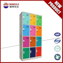 4 column 3 line staff compartment closets locker cabinet /steel factory changing room locker