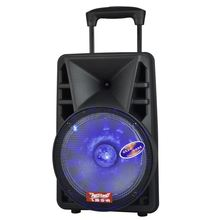 New Product Active Outdoor Speakers USB Pro Trolley Speaker