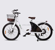 Lark 26'' electric bicycle e bike from Haoling factory