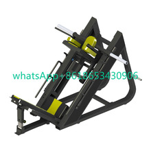Leg press machine/Fitness Body Building Hack Squat Machine