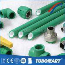 Factory Sale Customized Plastic Water Pipe PN20 PPR Pipe With Fitting