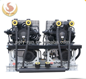 09WM series PET bottle-blowing air compressor