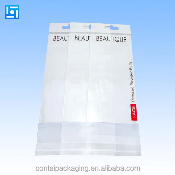 wholesale opp plastic packing bags printed poly bags/self adhesive cellophane bags with cusotm logo printing