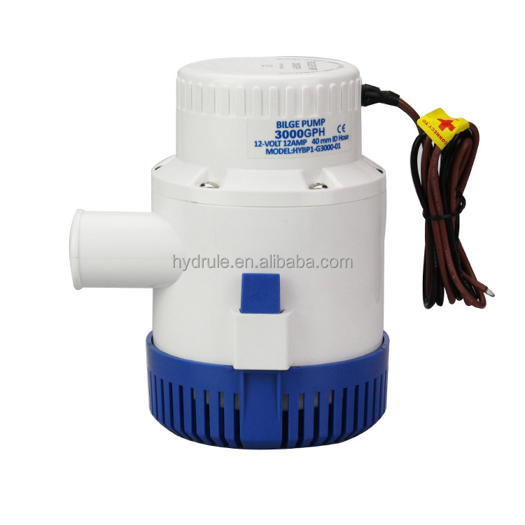 High Flow Electric Centrifugal Water Pump Submersible Water Pump