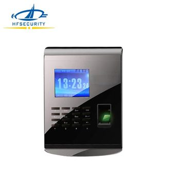 HF-BIO600 Huifan Biometric WIFI GPRS Fingerprint Time Attendance Clock Machine Price Built-in Battery Free SDK