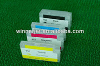 2012 New Compatible Ink Cartridge 950 (950xl) Bk / 951 (951xl) C M Y -- Universal For Hp Officejet Pro 8100 8600 8600plus