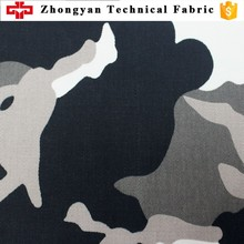 100% cotton military uniform dystuff print FR finishing for uniform
