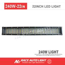 New arrival super bright High lumen 20W 7.7 inch led off road light bar off road led light bar 20W cheap led light bars