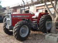 Massey Ferguson 385 85 Hp four wheel big farm tractor