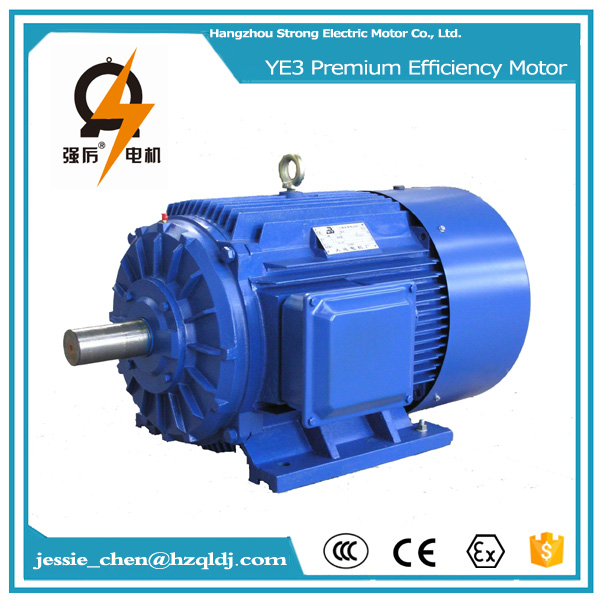 200kw 220 volt three phase induction electric motor