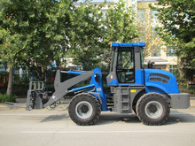 1.6ton lifting capacity mini loader,