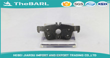 China Gucheng Brake pads back plate high quality made in original China factory